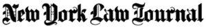 New York Law Journal Horizontal
