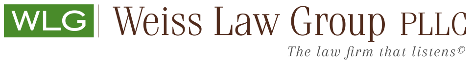 Weiss Law Group, PLLC Retina Logo