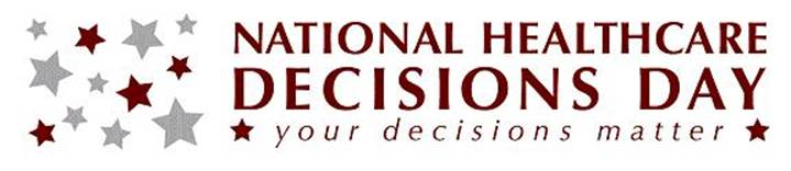 National Health Care Decision Logo