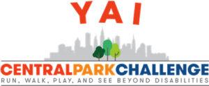 YAI CENTRAL PARK CHALLENGE LOGO