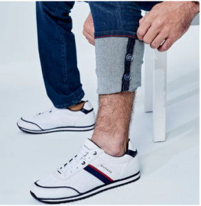 Tommy Hilfiger Adaptable Clothing Adjustable Hems